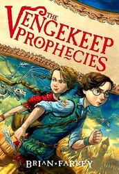 Book of the Week: The Vengekeep Prophecies