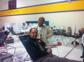 Blood Drive This afternoon