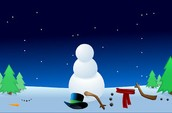 Virtual Snowman