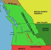 1827- UK and US jointly occupy Oregon