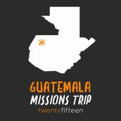 Guatamala Missions Trip