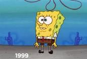 The old SpongeBob