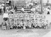 Dallas Mfg. Co. Baseball Club - 1930