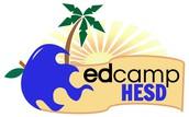 World premier of Edcamp HESD