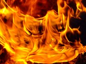 Burn/flammable