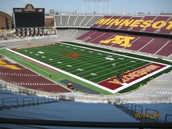All about TCF Bank Stadium