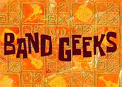 BAND GEEKS UNITE!!!