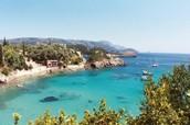 New view of Corfu