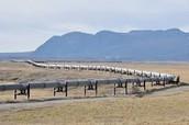 oil pipeline in canada