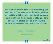 Why Arts Education is Important!