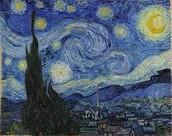 Starry, Starry Fine Arts Night