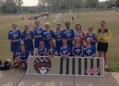 FC Alliance Premier Cup - 01 Girls (Finalist)