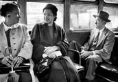 Montgomery Bus System desegregates