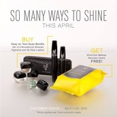 APRIL FREE SHINE CLOTHS