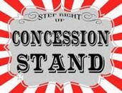 Concession Stand Coordinator