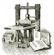 gutenbergs printing press