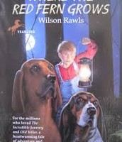 Wilson Rawls book