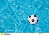 swimming and soccer.