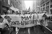 Apartheid.