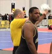 Bulldog wrestlers compete at Nationals in Virginia Beach