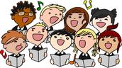 Special Singing Sunday