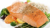 How Much is Farmed Salmon Worth in the super market?