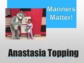 Anastasia Topping
