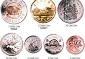 Type of coins