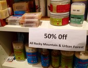 Rocky Mountain & Urban Forest - Made in Canada