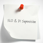 SLO & DI Supervision Meetings