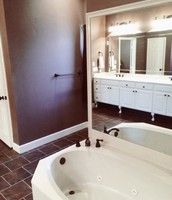 Relax and Unwind in the Master Bath ReTREAT!