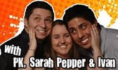 Join us at lunch for an inspiring story from Sarah Pepper from the New HOT 97.5