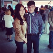 Мой сын Саша и Татьяна