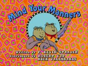 Arthur: Mind Your Manners (YouTube)