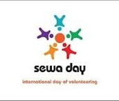 SEWA DAY INTERNATIONAL DAY OF VOLUNTEERING