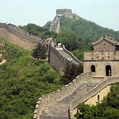 the graet wall of china