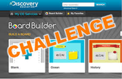 Discovery Ed Board Builder Challenge