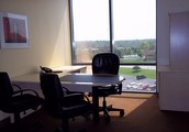 Your new office is waiting for you.