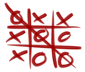 Tic-Tac-Toe Connections