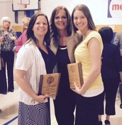 """Plainfield Optimist Club Honors Brentwood's """"Partners In Education""""!"""