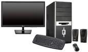 PC PROMO AMD DUAL CORE !! con Lect de Memorias! MONI LG 19
