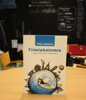 Tiimiakatemia books and entrepreneurial books