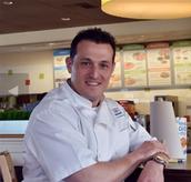 Jason Henderson, Chef