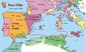 A colonización dos pobos do mediterráneo.