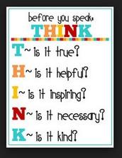 Consistency in our School-wide Behavior Plan