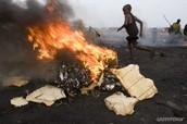 Digital Waste Burning