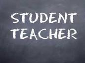 Student Teacher Opportunity