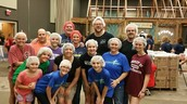 Feed the Hunger Packathon at Rockpointe Church