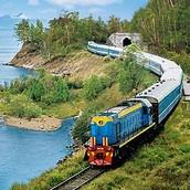 The Trans Siberia Rail Road