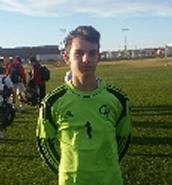 Nathan Hutto – JV1 Sophomore, goalkeeper